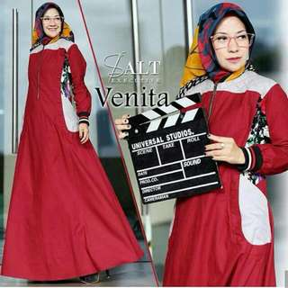 Benita Dress Cs