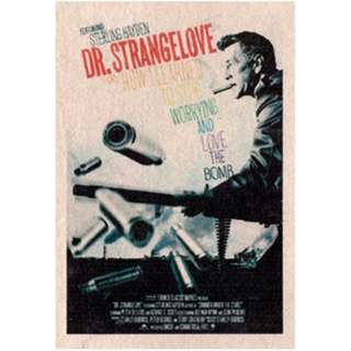 Movie Poster - Dr. Strangelove ( 3.5in x 5.9in )