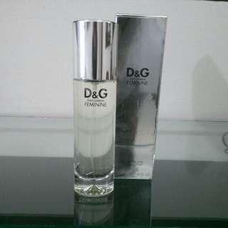 D&G FEMININE EDT ORIGINAL