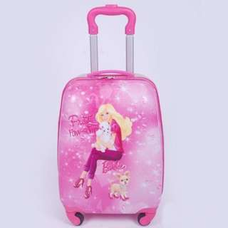 Kids Luggage - Barbie