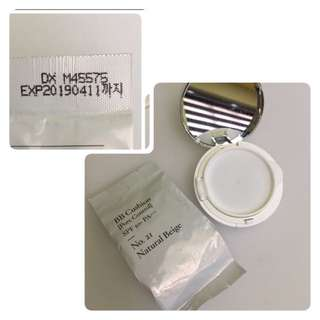 Laneige BB Cushion - new pack