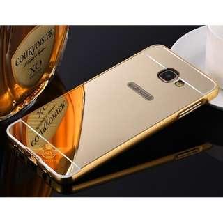 Bumper Mirror Case Samsung Galaxy J5 Prime