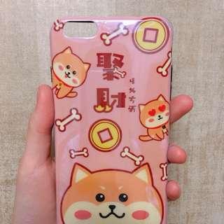 手機殻~IPhone7/8 Plus case  柴犬