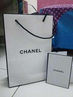 Paperbag Parfum Chanel Bagus banget