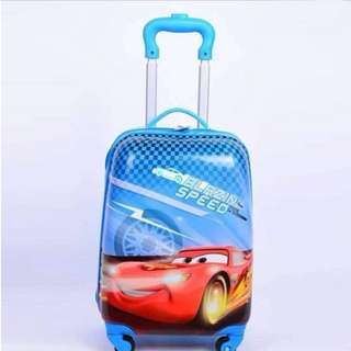 Kids Luggage - Cars Speed