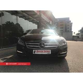 Mercedes-Benz CLS-Class CLS250 CDI