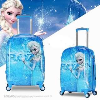 Kids Luggage - Elsa