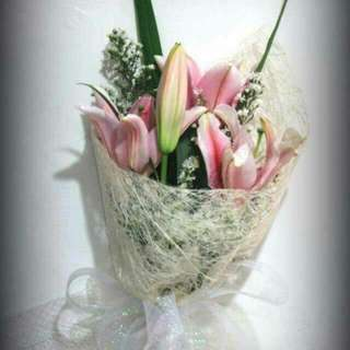 Bouquet for loveones in Valentine