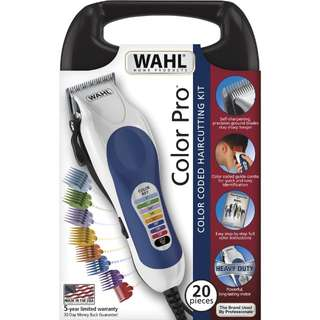 WAHL Color Pro Hair Clipper / Shaver / Trimmer