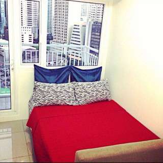Studio Unit at Jazz Residences