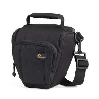 LOWEPRO TOPLOADER ZOOM 45 AW BAG - BLACK