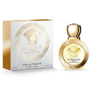 Versace Eros Pour Femme EDT for Women (100ml/Tester)