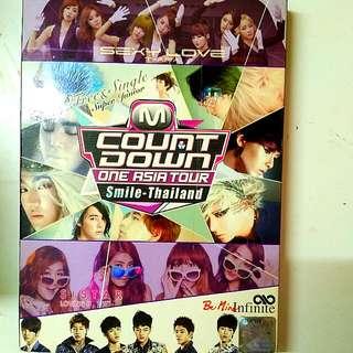 Mcountdown cd