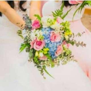 Wedding package - Fresh flowers