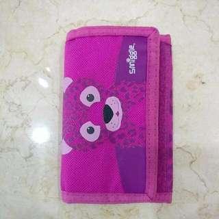 Smiggle Wallet (Pink)