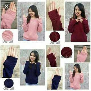 Sweater Roundhand