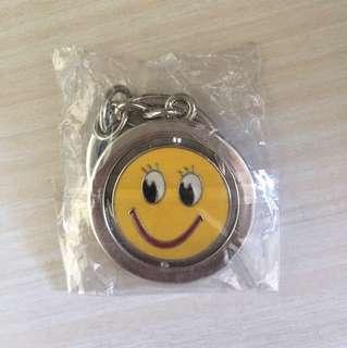 笑哈哈 emoji 鑰匙扣 鎖匙扣