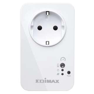 Edimax Smart Plug with WiFi, Power Meter & Intelligent Home Control App SP-2101W