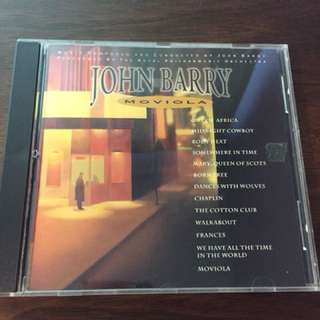 John Barry moviola the royal philharmonic orchestra
