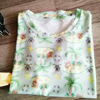 T shirt / Kaos blouse