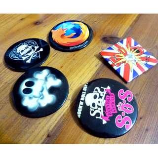 Quirky Pin Bundle / Freebie