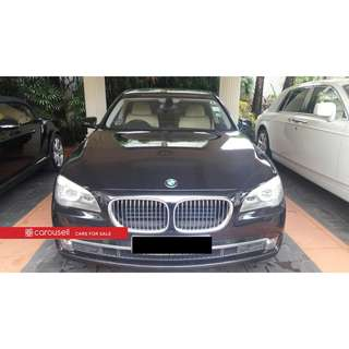 BMW 7 Series 730Li