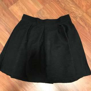 MISS SHOP black skirt