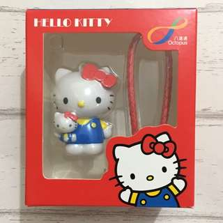 Hello Kitty 3D八達通配飾 成人