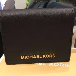 Michael Kors Caryall Card Case Mercer 卡片包 多用途 實用 錢包