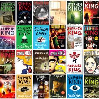 Stephen King Ebook