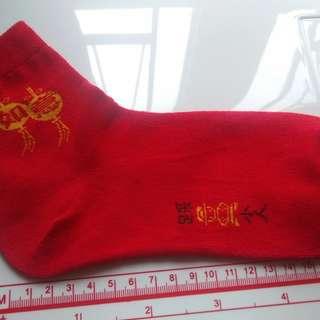 踩小人紅襪子