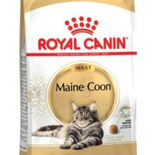 10kg Royal Canin Maine Coon Cat Food