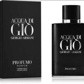 Giogio Armani Profumo (Authentic) 100ml