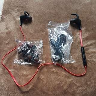 (BRAND NEW) SoundPEATS Q12 Bluetooth earphone High soundquality Magnet mounted Sports Bluetooth Earphone