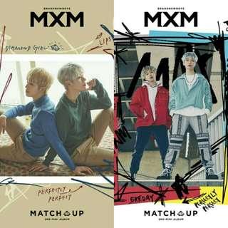 MXM ( BRANDNEWBOYS ) – MATCH UP