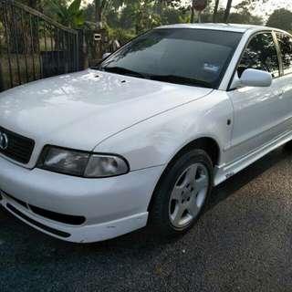 Audi a4.  1.8