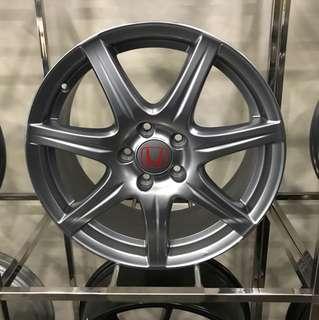 "Original Honda 18"" Rims"