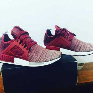 Nmd XR1 Red/White (100% original)