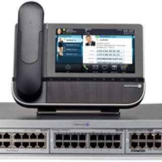 Alcatel-Lucent IP PBX Solutions