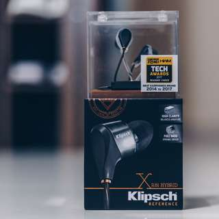 Klipsch XR8i (Brand New // Sealed )