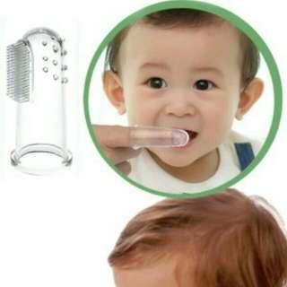 Silicone Baby Brush