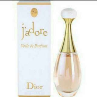 Reduced! Brand New In Box Jadore Voile De Parfum 50ml