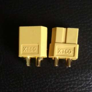 Pair of XT60 connector