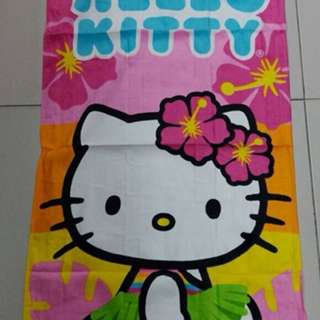 Hello Kitty Towels
