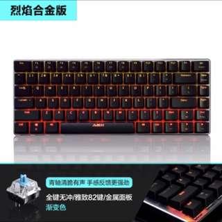 Ajazz 82 Keys Mechanical Keyboard
