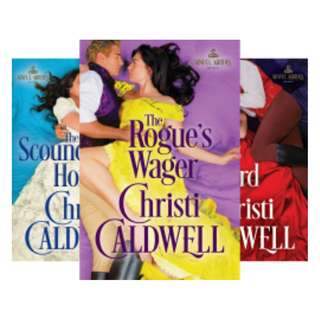 Sinful Brides (4 Book Series) BY Christi Caldwell (or buy individually)