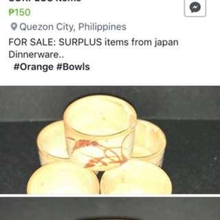 Surplus Items From Japan