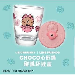 Line Friends Le Creuset Cup
