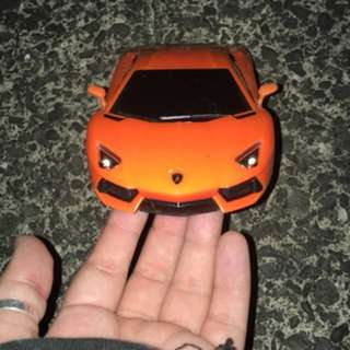 Lamborghini car