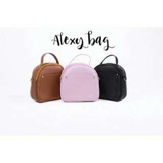 Alexy Bag - Sling Bag - Tas Selempang - Tas Murah